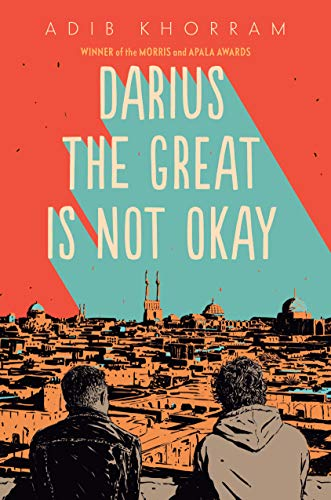 Darius the Great is Not Okay bookcover