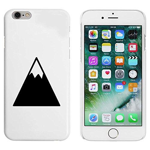 Blanc 'Montagne Enneigée' étui / housse pour iPhone 6 & 6s (MC00043810)