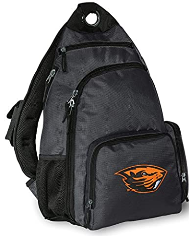 Oregon State University Backpack Cross Body OSU Beavers Sling Bag - State Sling Backpack