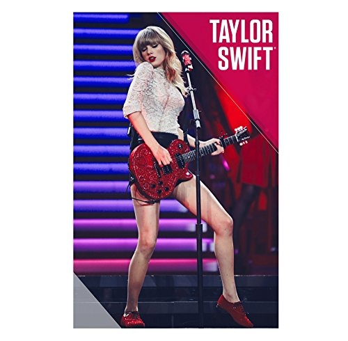 Taylor Swift - Official RED World Tour Poster (22 x 34)