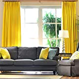 Curtain Bedroom Living Room Dining Room Curtain Fabric Finished Shade Half Curtain Floor Curtain (Size : 1.3 * 2.2m)