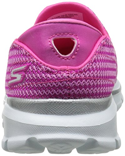 3 Pink Gowalk Shoes Walking Women's Skechers Pink Hot q5xHdXp