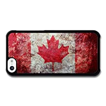 Canadian Maple Leaf Flag of Canada case for iPhone 5C