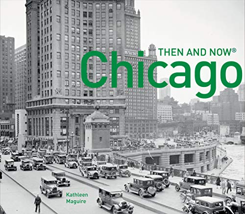 Chicago is a city that through history has triumphed over nature and disaster. It has bounced back from a calamitous fire, re-engineered the flow of the Chicago River and challenged gravity with a series of pioneering skyscrapers. Chicago Then and No...