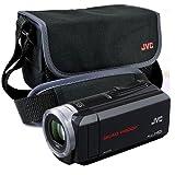 JVC Everio Camcorder Quad Proof HD Camera, Black