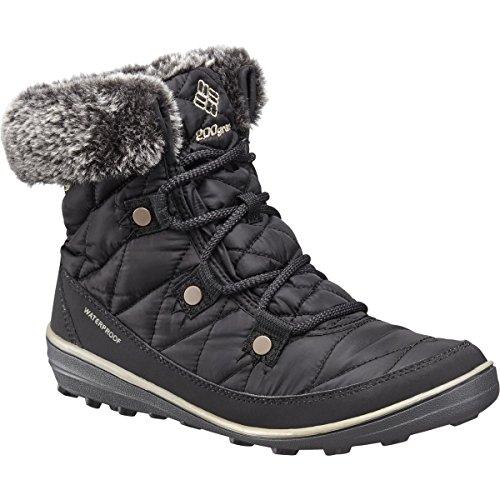 Black Shorty Heavenly Heat 2017 Kettle Columbia Black Omni Women Boots Bf7qw