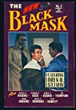 img - for The New Black Mask, No 4 book / textbook / text book