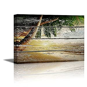 513DVHo8DYL._SS300_ Best Palm Tree Wall Art and Palm Tree Wall Decor For 2020