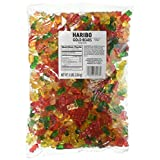 Haribo Gummi Candy, Goldbears Gummi Candy, 5 Pound Bag
