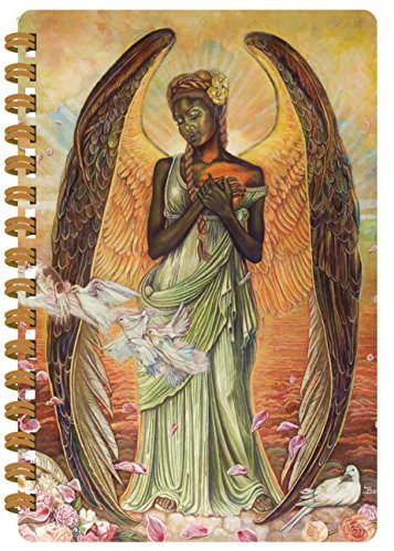 """Shades of Color Angel of Love Journal, 5.5 x 8.5"""", 140 li..."""
