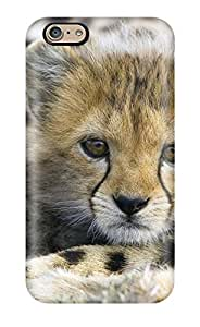 6 Scratch-proof Protection Case Cover For Iphone/ Hot Baby Jaguar Phone Case
