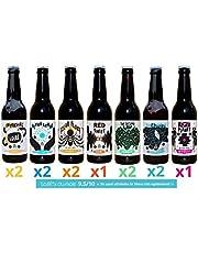 Une sélection de bières en promotion