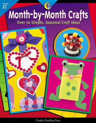 Read Online Month-by-Month Crafts Gr. K-2 PDF