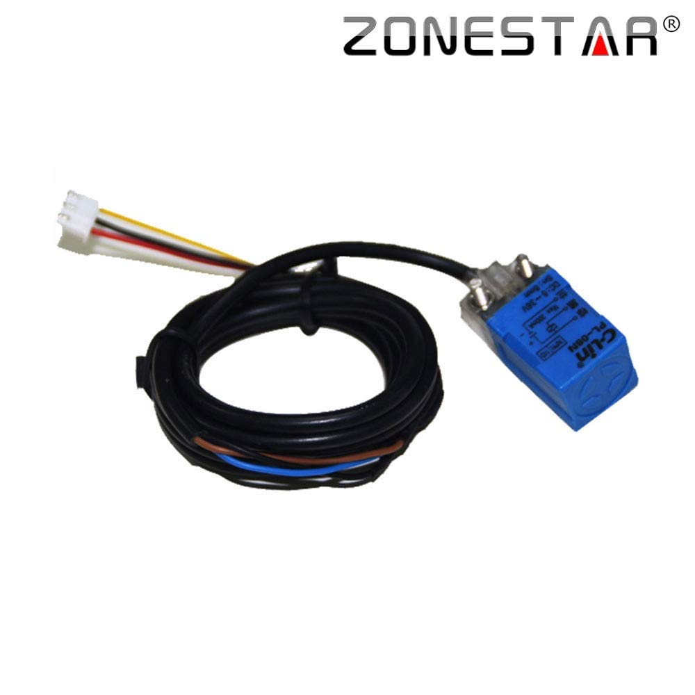 Amazon.com: GIMAX Zonestar 3D Printer Auto Leveling Position ...