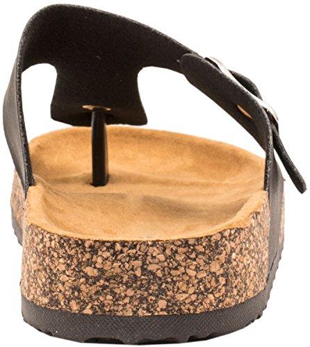 Elara - Zapatillas Mujer negro