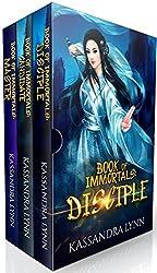 Book of Immortals Series: Volume 1-3 (A Xianxia Fantasy Romance)