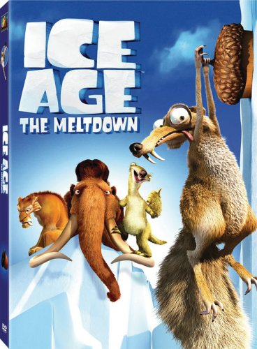 DVD : Ice Age: The Meltdown (, Dubbed, Dolby, AC-3, Widescreen)
