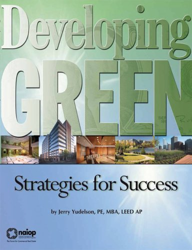 Developing Green: Strategies for Success