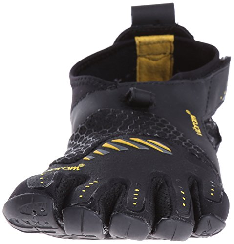 Black Signa Yellow Zapatillas Fivefingers Impermeables para Vibram Mujer Black 60PnZC