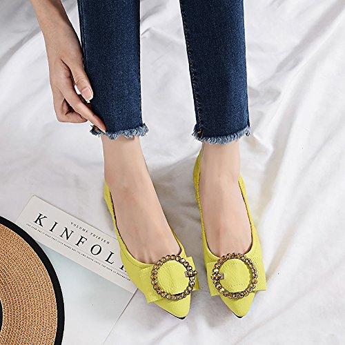 Mkuell Yellow Lemon Flowers Comfortable Mens Boxer Briefs Multi-Size Soft Underwear S