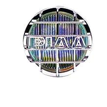 PIAA 5263 85-Watt Round Chrome Lamp Kit