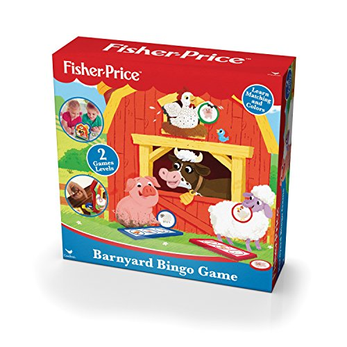 fisher price barnyard bingo - 2