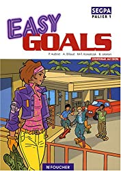Easy Goals SEGPA Palier 1 : Conforme au CECRL