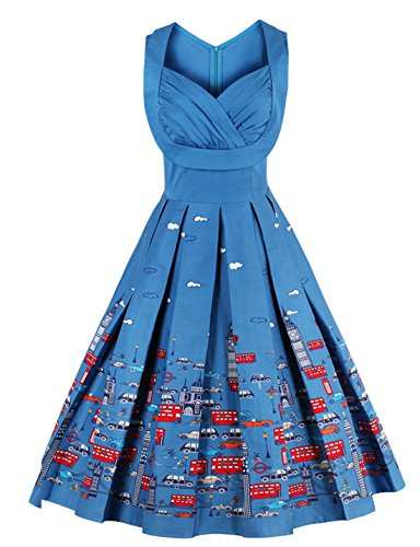 40s style dresses london - 2