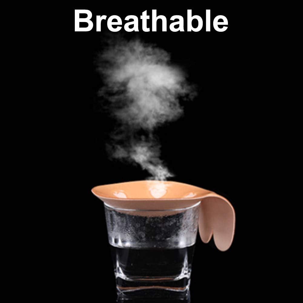 The Freedom Bra Women Invisible Brassy Tape Breast Silicone Invisible Nipple USA