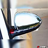 A-PADS For Chevy Cruze 11-14 Chrome Full Mirror Covers