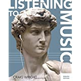 Listening to Music (with Download, 1 term (6 months) Printed Access Card)