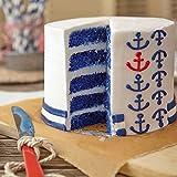Wilton Royal Blue Icing Color, 1 oz. - Blue Food