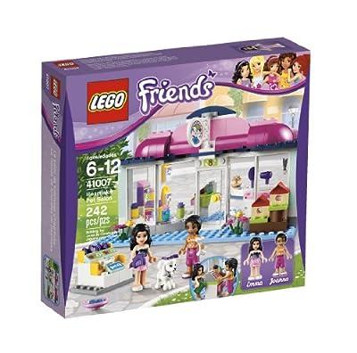 Lego Friends Heartlake Pet Salon 41007 from LEGO