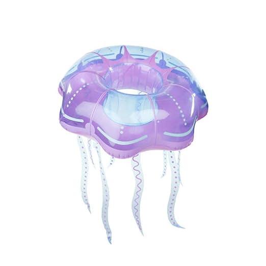 Anillo de natación gigante, Jellyfish inflable Anillo de natación ...