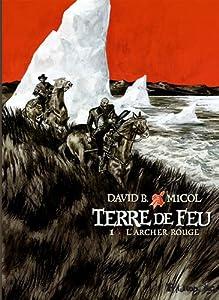 """Afficher """"Terre de Feu n° 1 Archer rouge (L')"""""""