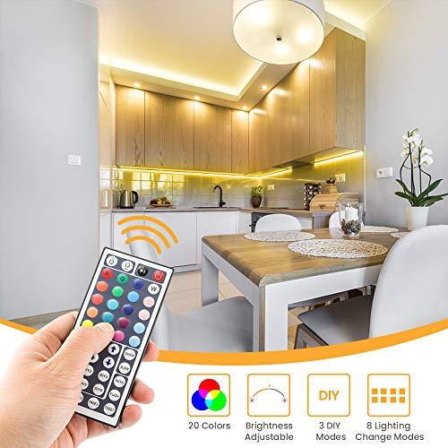 1m-10m RGB LED Strip Streifen 5050 SMD Bänder Leiste Lichtband Controller Trafo