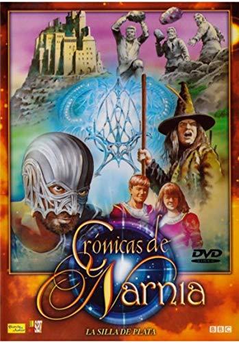 Crónicas de Narnia 4: La silla de plata [DVD]: Amazon.es