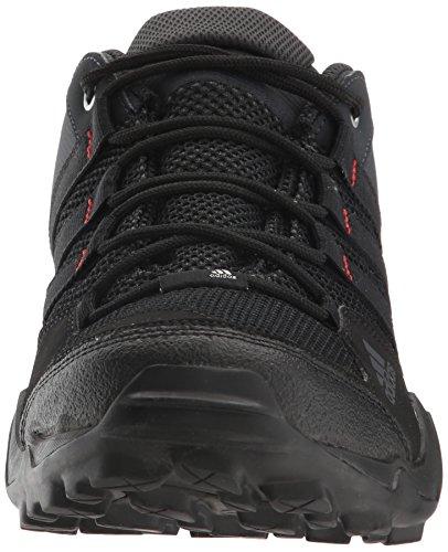 Scarpa Da Trekking Adidas Outdoor Uomo Ax2 Dark Shale / Nero / Light Scarlatto