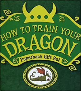 how to train your dragon novels amazon
