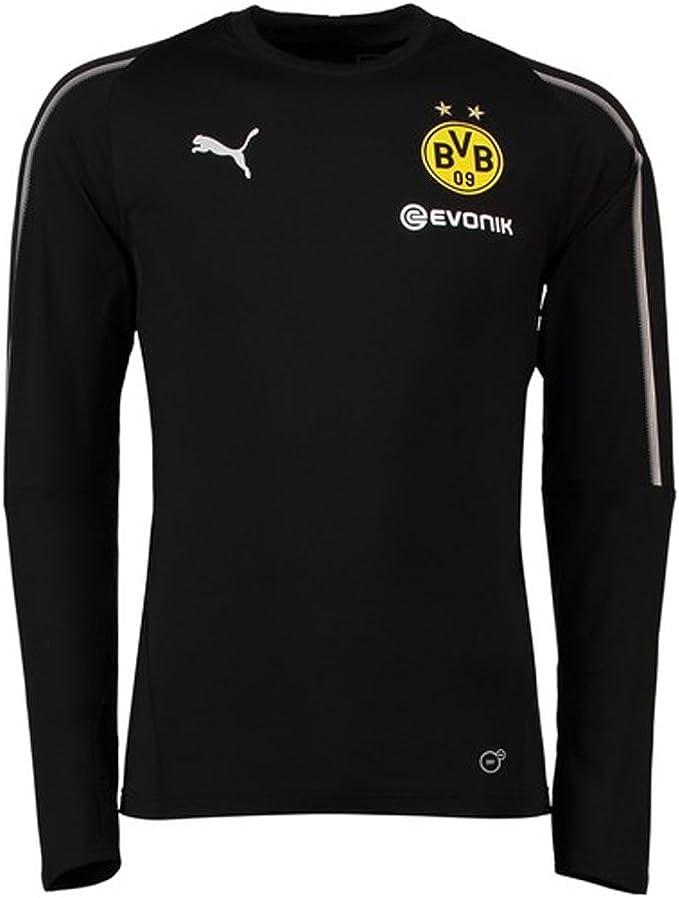 Puma Borussia Dortmund BVB Training Sweat 1819:
