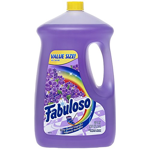 Cleaner Colgate Palmolive (Fabuloso All-Purpose Cleaner, Lavender - 90 fluid ounce)