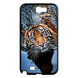 Tiger ZLB577639 Brand New Phone Case for Samsung Galaxy Note 2 N7100, Samsung Galaxy Note 2 N7100 Case