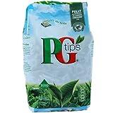 PG Tips Tea Bags, 1610 x 1 Cup Pyramid Tea Bags (2 Packs)