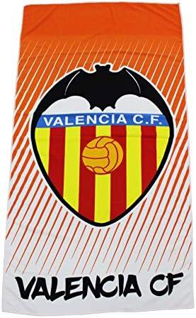 Valencia CF 01TOA06 Toalla, Naranja, Talla Única: Amazon.es: Deportes y aire libre