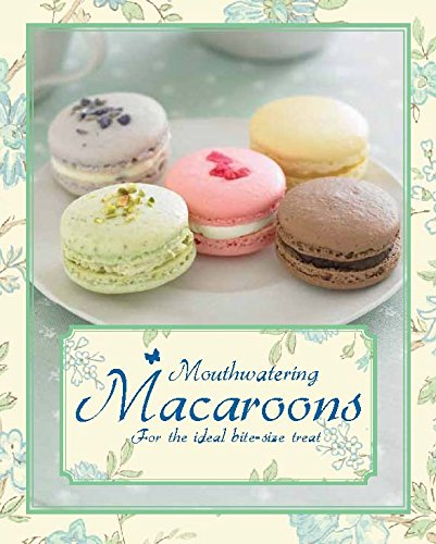 Macaroons by Parragon Books, Love Food Editors
