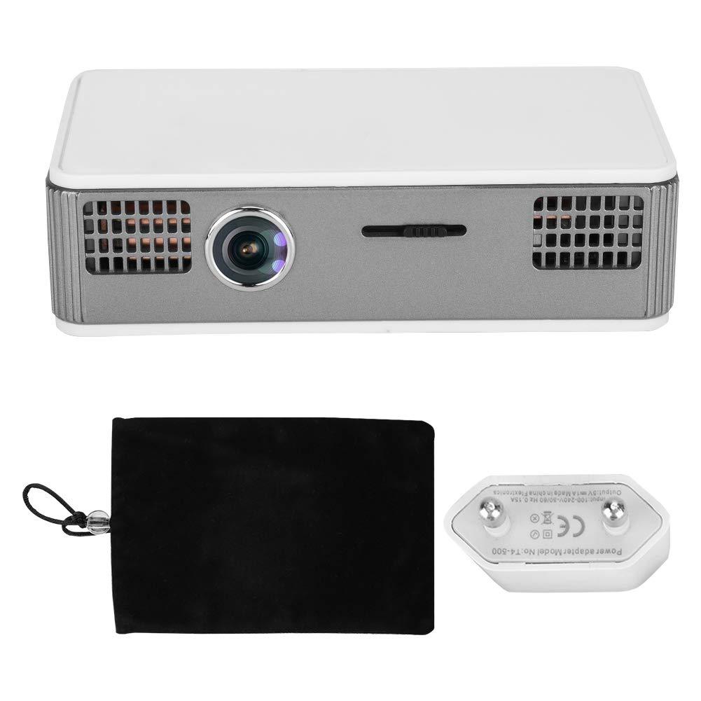 Asixx Proyector Inteligente, Mini proyector Inteligente ...