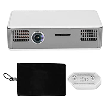 Asixx Proyector Inteligente, Mini proyector Inteligente portátil ...