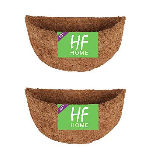 HFHOME Coir Totem Pole, Coir Moss Totem Pole Coir