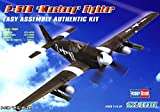 Hobby Boss P-51B Mustang Airplane Model Building Kit