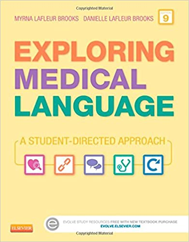 Medical Terminology Online for Exploring Medical Language (Access Code and Textbook Package), 7e